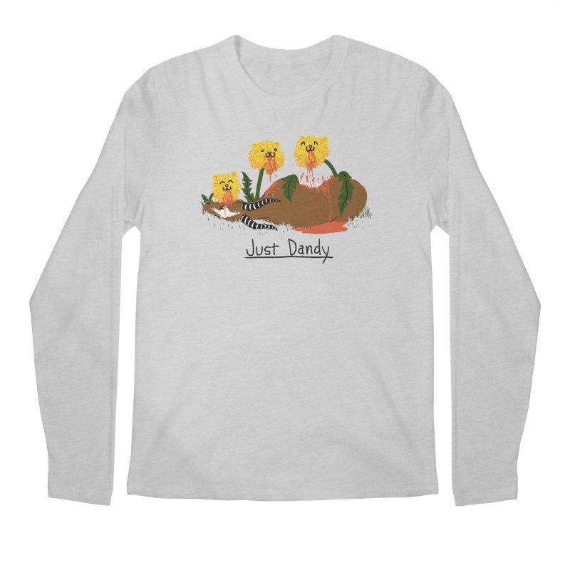 Dandelions Men's Longsleeve T-Shirt by hillarywhiterabbit's Artist Shop