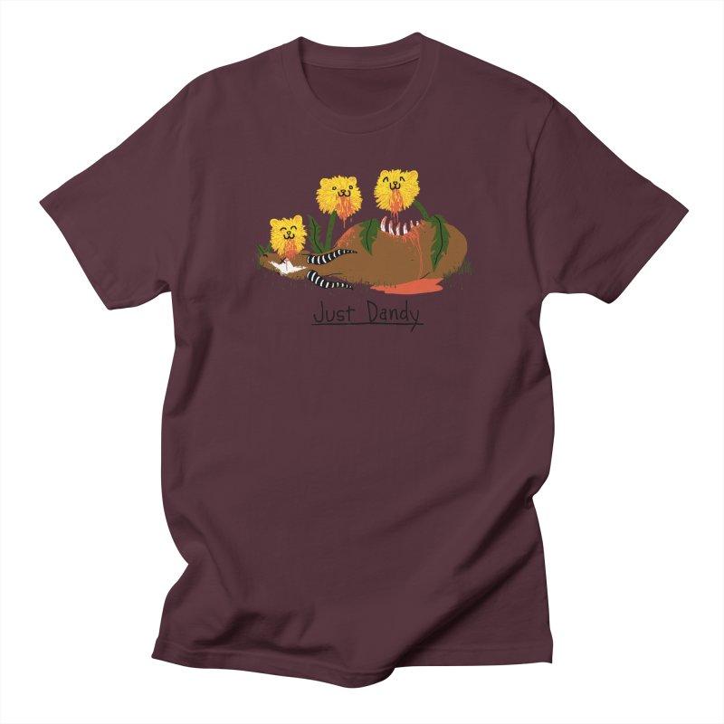 Dandelions Women's Unisex T-Shirt by hillarywhiterabbit's Artist Shop