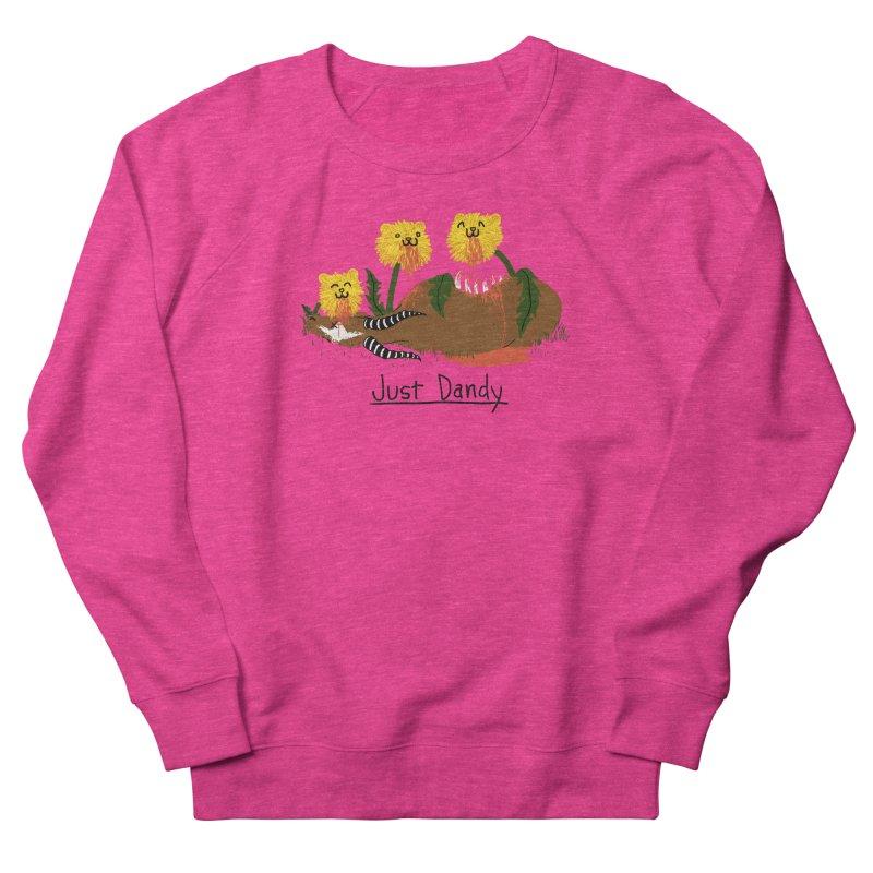 Dandelions Women's Sweatshirt by hillarywhiterabbit's Artist Shop