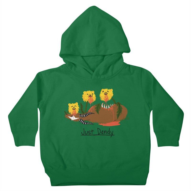 Dandelions Kids Toddler Pullover Hoody by hillarywhiterabbit's Artist Shop