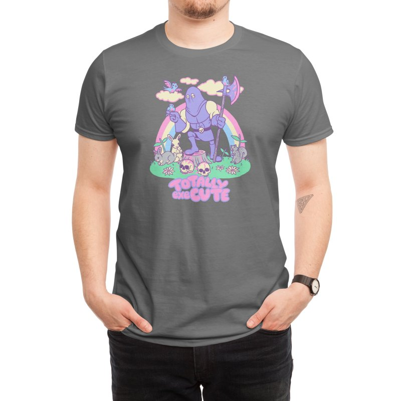 Totally exeCUTE Men's T-Shirt by Hillary White Rabbit
