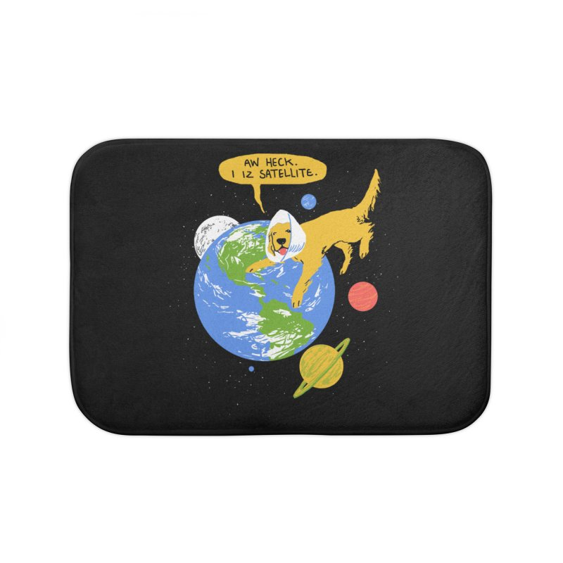 Golden Receiver Home Bath Mat by hillarywhiterabbit's Artist Shop