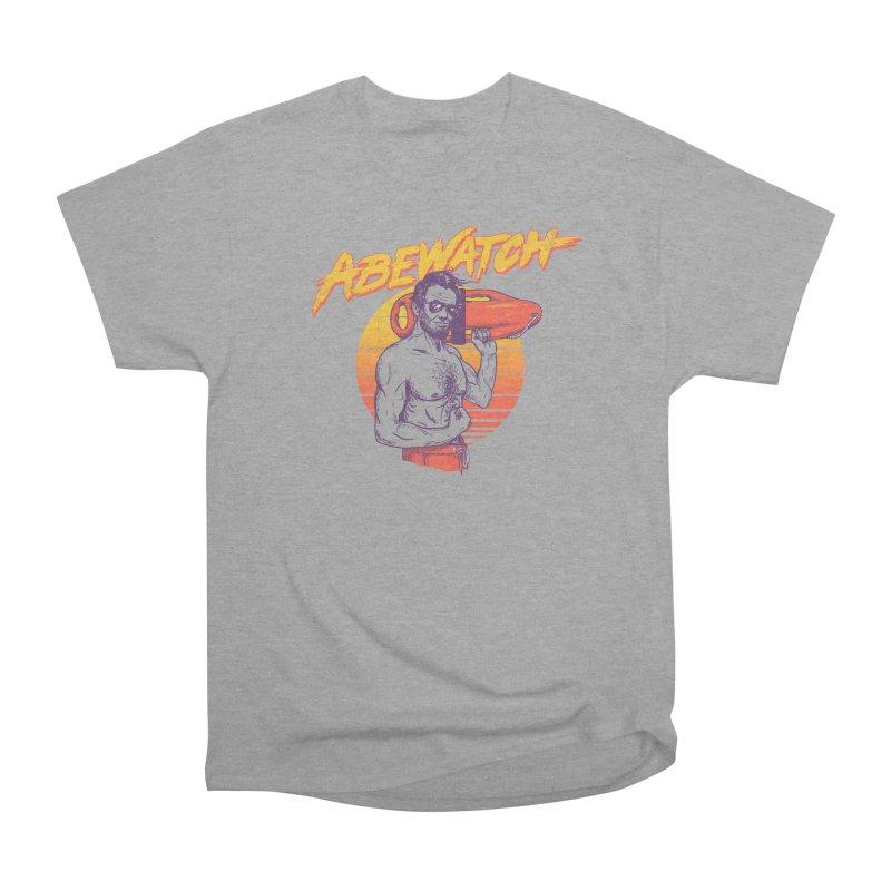 Abewatch Men's Classic T-Shirt by hillarywhiterabbit's Artist Shop