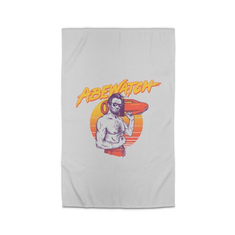 Abewatch Home Rug by hillarywhiterabbit's Artist Shop