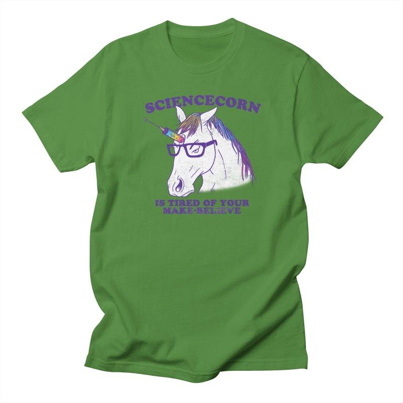 Sciencecorn Women's Unisex T-Shirt by hillarywhiterabbit's Artist Shop