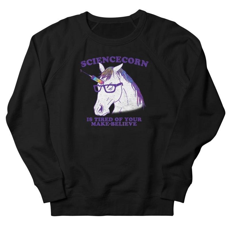 Sciencecorn Women's Sweatshirt by hillarywhiterabbit's Artist Shop