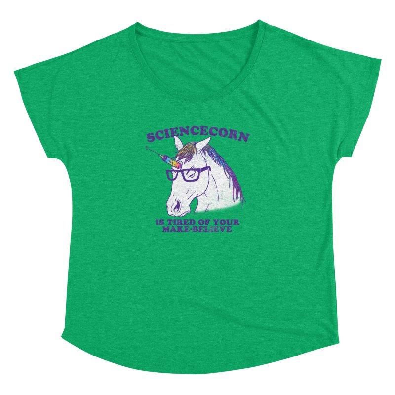 Sciencecorn Women's Dolman by hillarywhiterabbit's Artist Shop