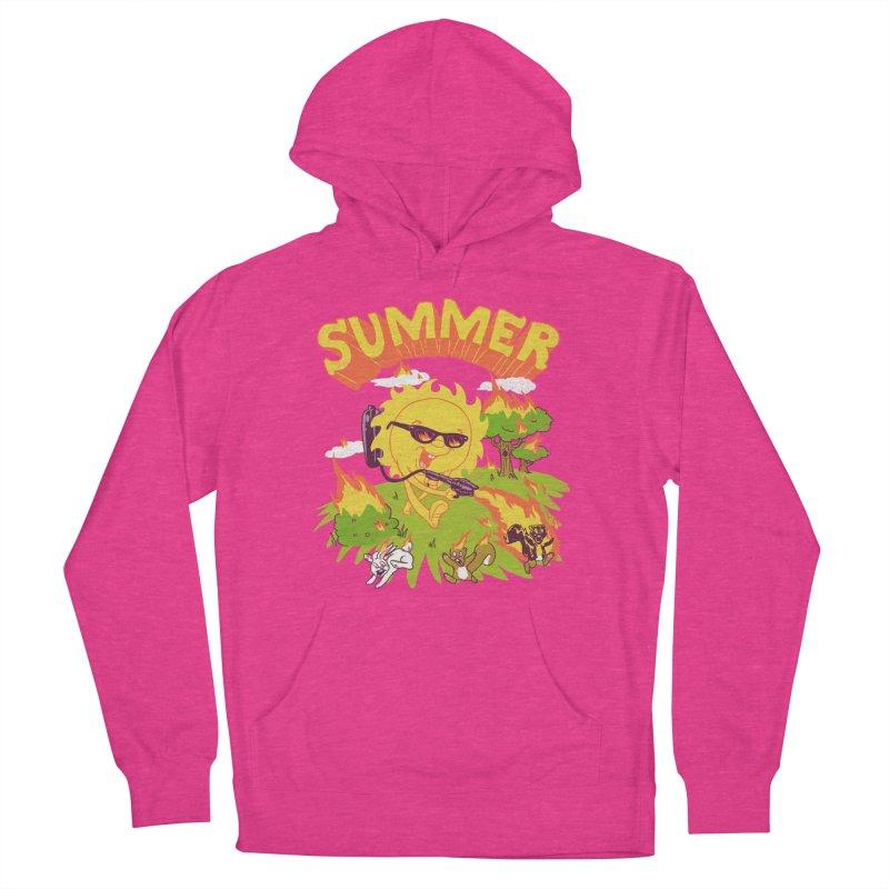 Summer Women's Pullover Hoody by hillarywhiterabbit's Artist Shop