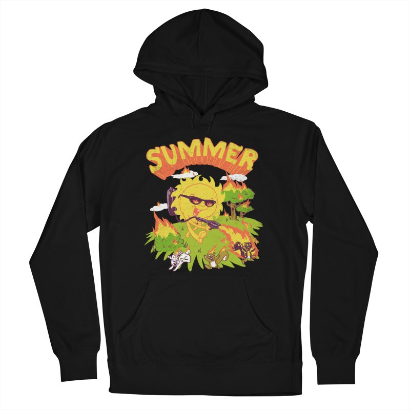 Summer Men's Pullover Hoody by hillarywhiterabbit's Artist Shop