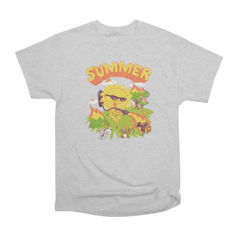 Summer Men's Classic T-Shirt by hillarywhiterabbit's Artist Shop