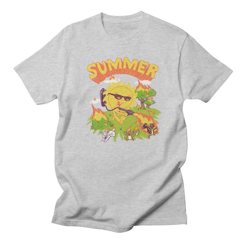 Summer Women's Unisex T-Shirt by hillarywhiterabbit's Artist Shop