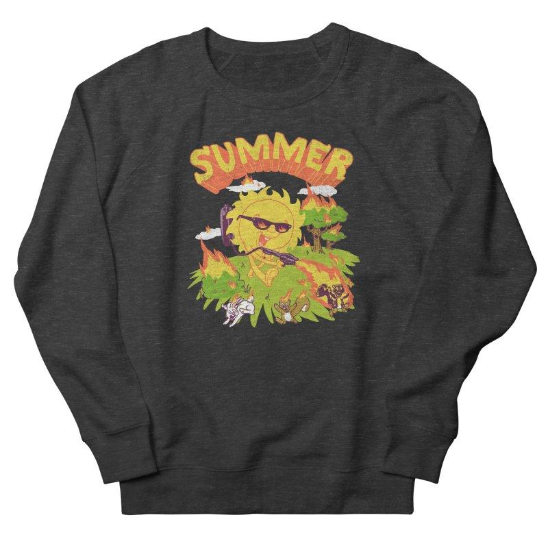 Summer Women's Sweatshirt by hillarywhiterabbit's Artist Shop