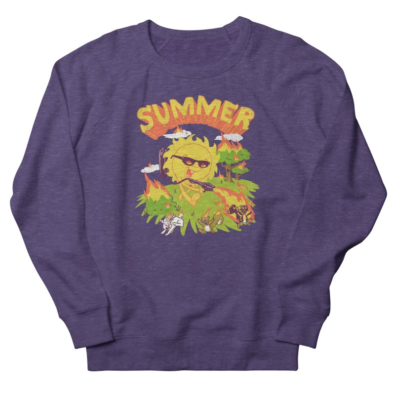 Summer Men's Sweatshirt by hillarywhiterabbit's Artist Shop