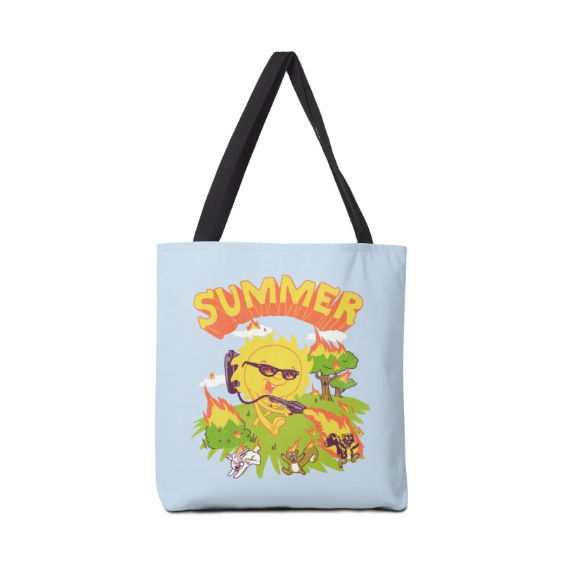 Summer Accessories Bag by hillarywhiterabbit's Artist Shop