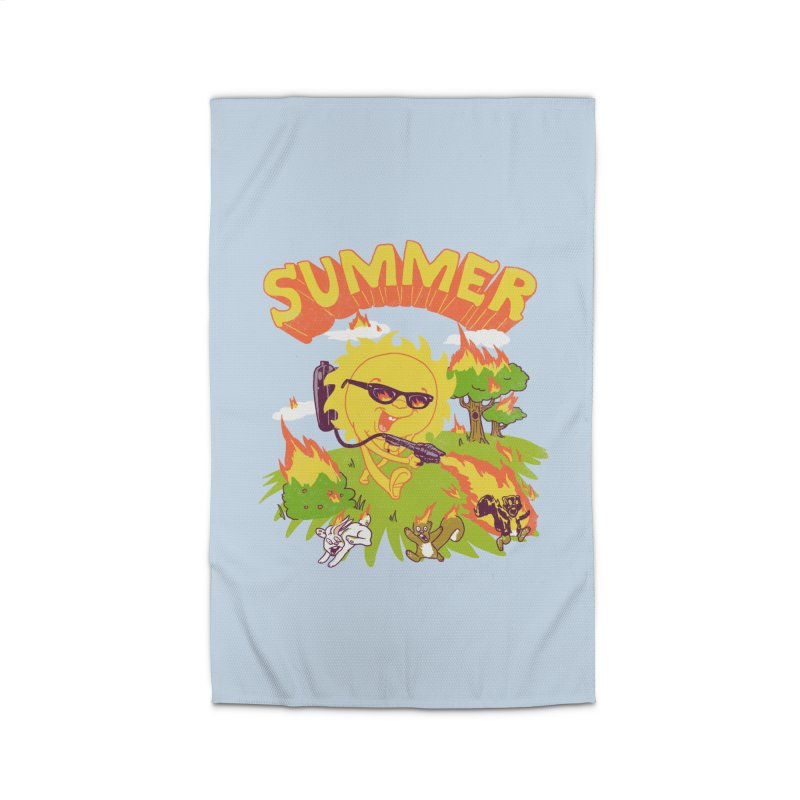 Summer Home Rug by hillarywhiterabbit's Artist Shop