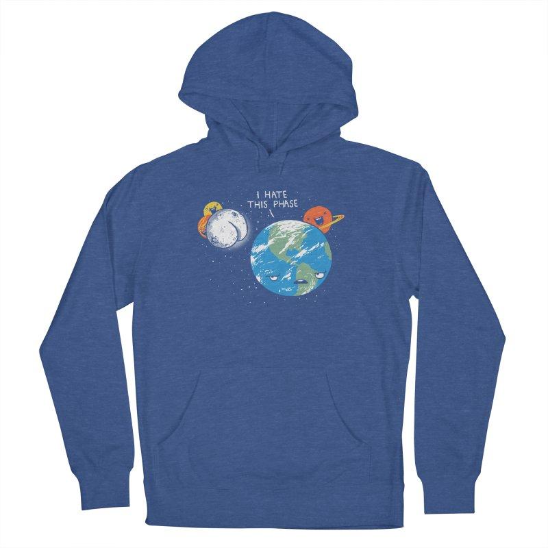 Full Moon Men's Pullover Hoody by hillarywhiterabbit's Artist Shop