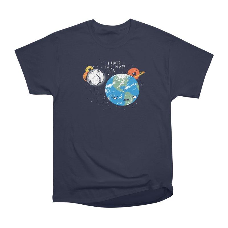 Full Moon Men's Classic T-Shirt by hillarywhiterabbit's Artist Shop