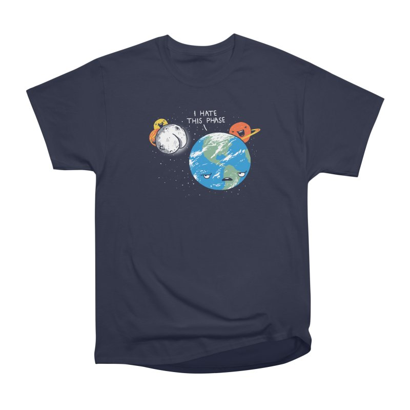 Full Moon Women's Classic Unisex T-Shirt by hillarywhiterabbit's Artist Shop