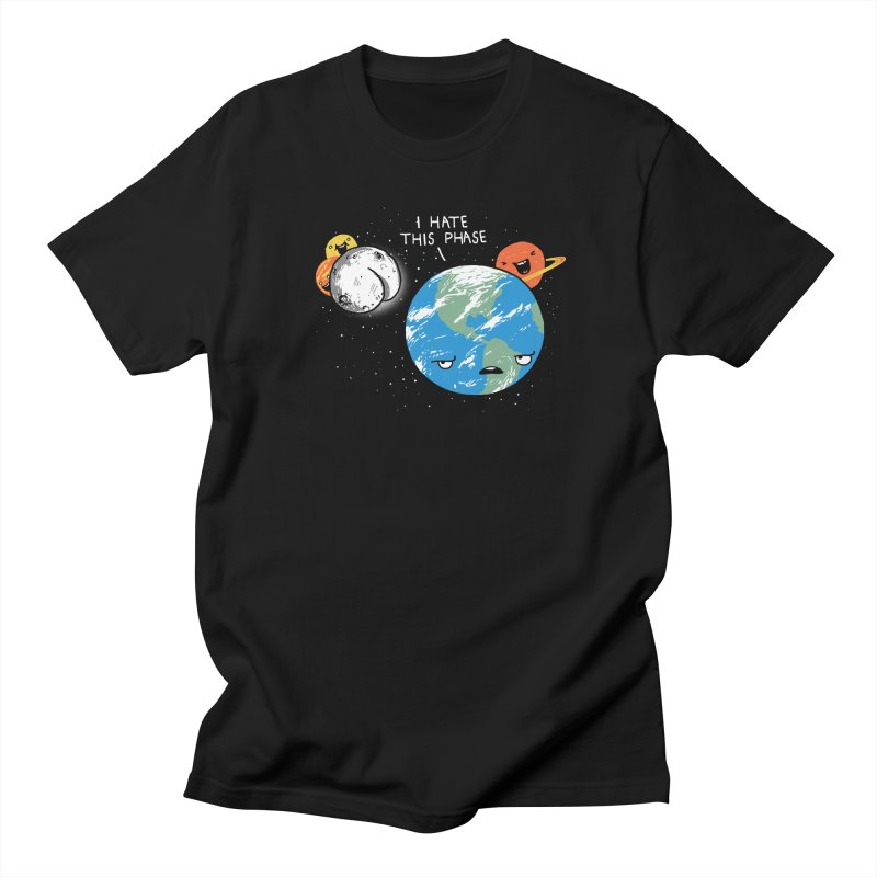 Full Moon Women's Unisex T-Shirt by hillarywhiterabbit's Artist Shop