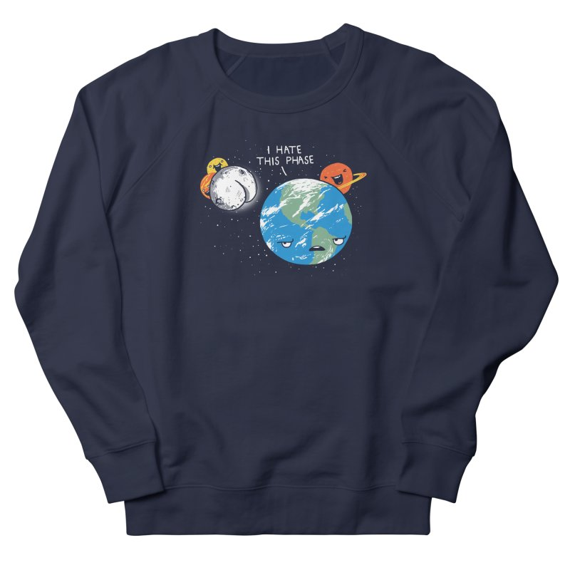 Full Moon Men's Sweatshirt by hillarywhiterabbit's Artist Shop