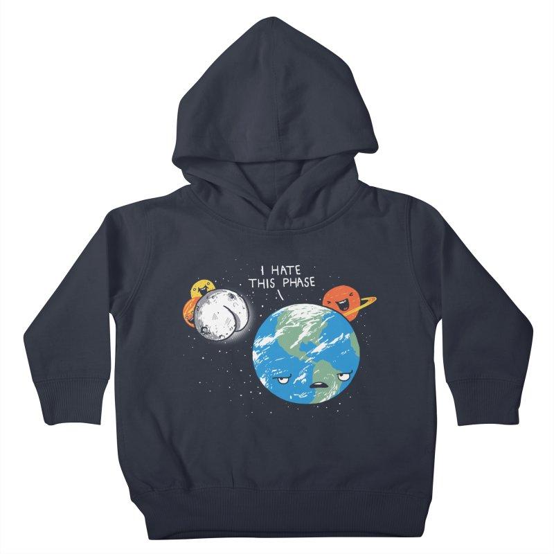 Full Moon Kids Toddler Pullover Hoody by hillarywhiterabbit's Artist Shop