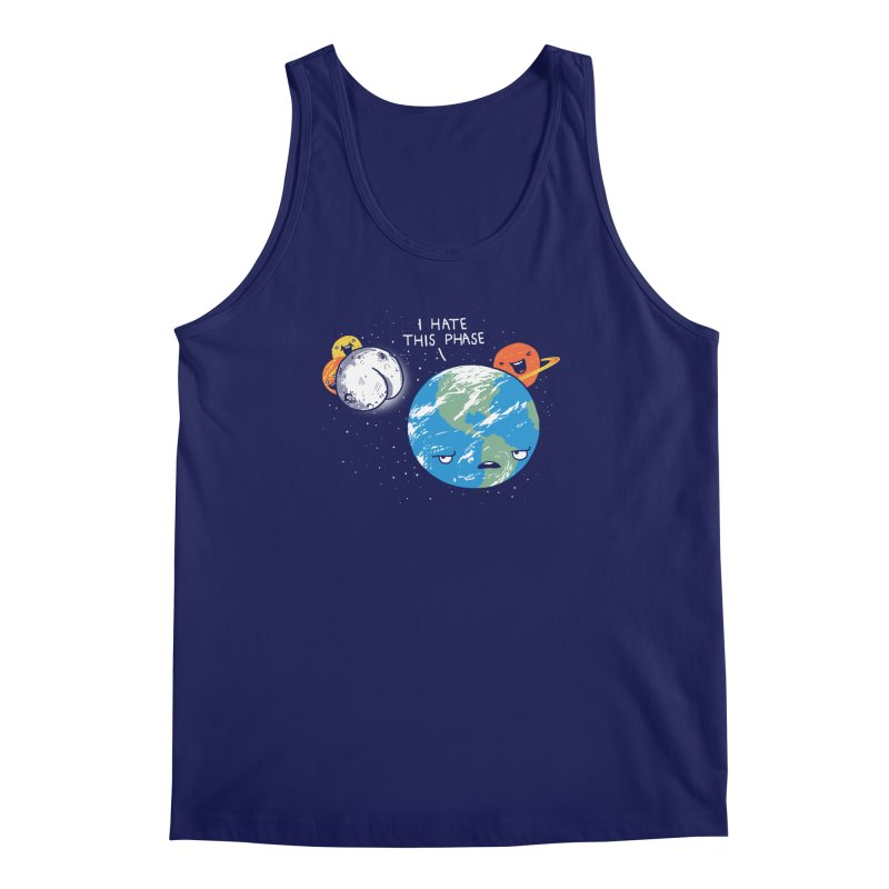 Full Moon Men's Tank by hillarywhiterabbit's Artist Shop