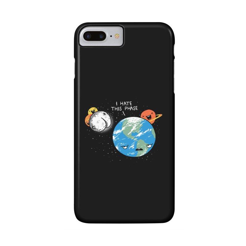 Full Moon Accessories Phone Case by hillarywhiterabbit's Artist Shop