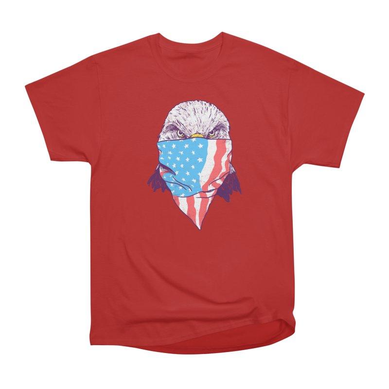 Bald Bandit Men's Classic T-Shirt by hillarywhiterabbit's Artist Shop