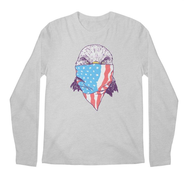 Bald Bandit Men's Longsleeve T-Shirt by hillarywhiterabbit's Artist Shop