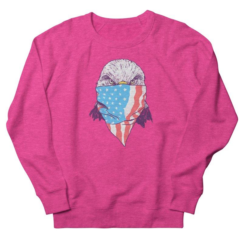 Bald Bandit Women's Sweatshirt by hillarywhiterabbit's Artist Shop