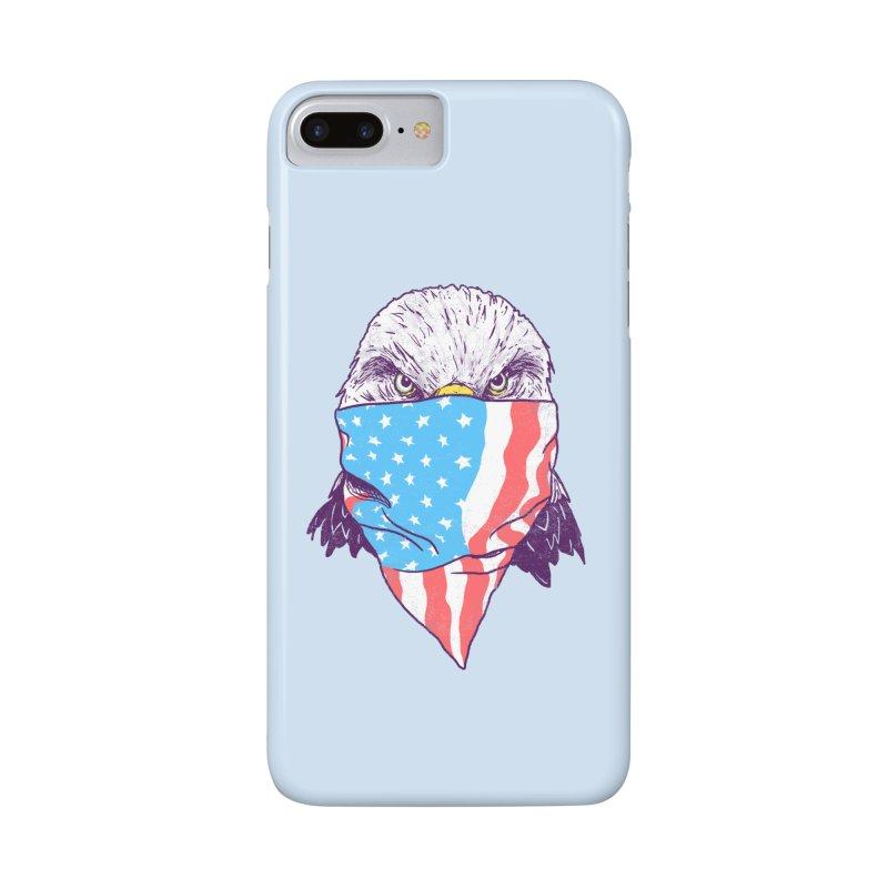 Bald Bandit Accessories Phone Case by hillarywhiterabbit's Artist Shop