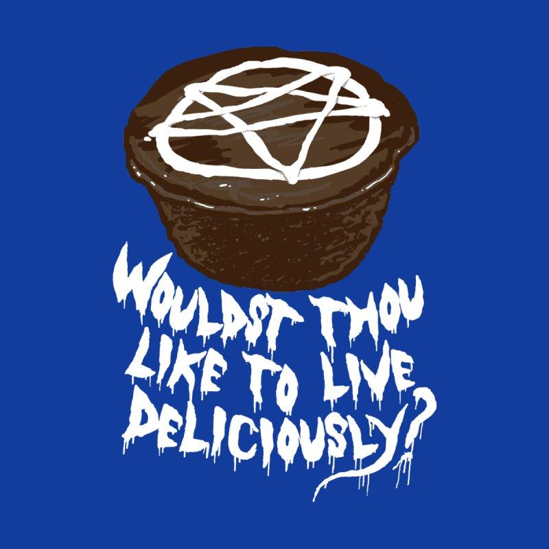Live Deliciously by hillarywhiterabbit's Artist Shop