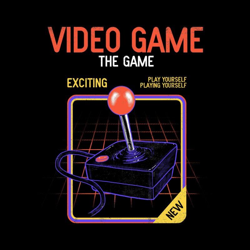 Video Game by hillarywhiterabbit's Artist Shop