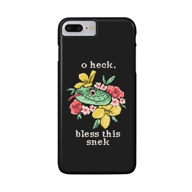 Bless This Snek Accessories Phone Case by hillarywhiterabbit's Artist Shop