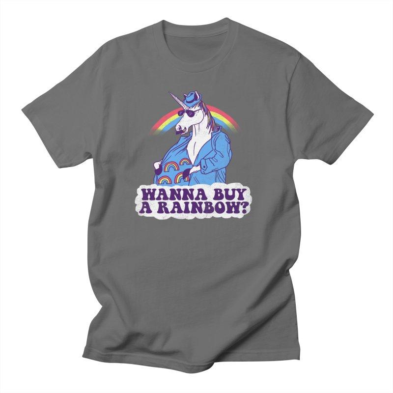 Unicorntraband Men's T-shirt by hillarywhiterabbit's Artist Shop
