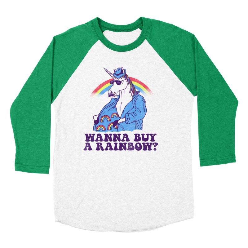 Unicorntraband Men's Baseball Triblend T-Shirt by hillarywhiterabbit's Artist Shop