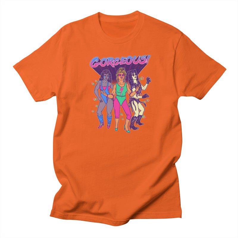 Gorgeous! Women's Unisex T-Shirt by hillarywhiterabbit's Artist Shop