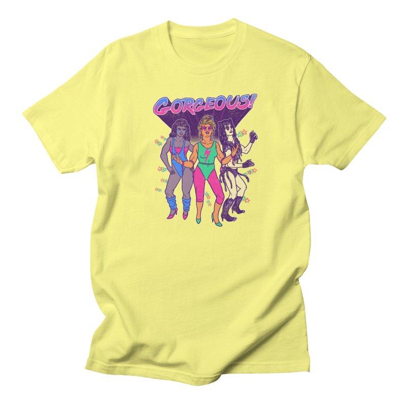 Gorgeous! Men's T-shirt by hillarywhiterabbit's Artist Shop