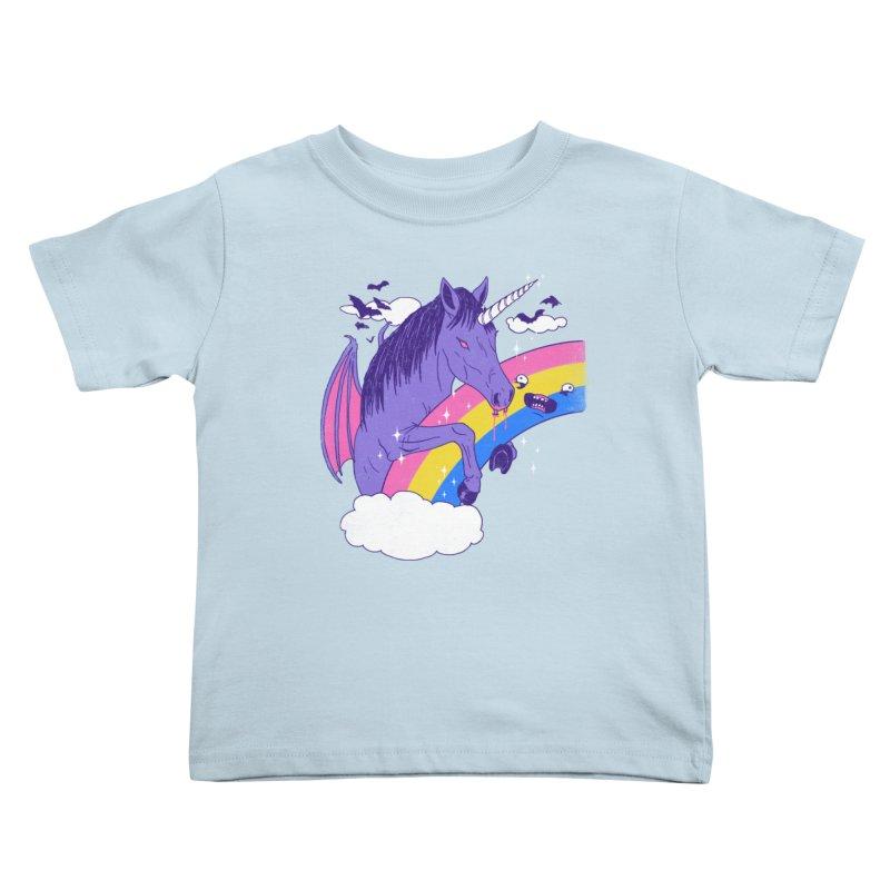 Vampcorn Kids Toddler T-Shirt by hillarywhiterabbit's Artist Shop