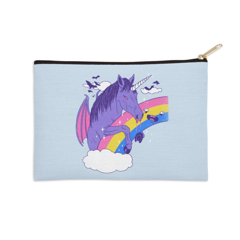 Vampcorn Accessories Zip Pouch by hillarywhiterabbit's Artist Shop