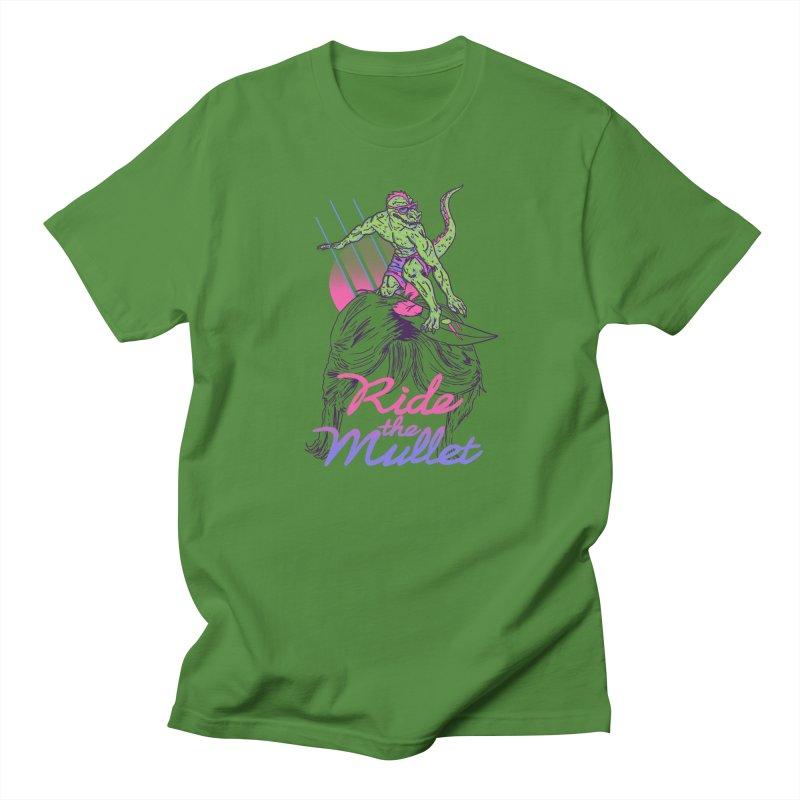 Mullet Surfer Women's Unisex T-Shirt by hillarywhiterabbit's Artist Shop