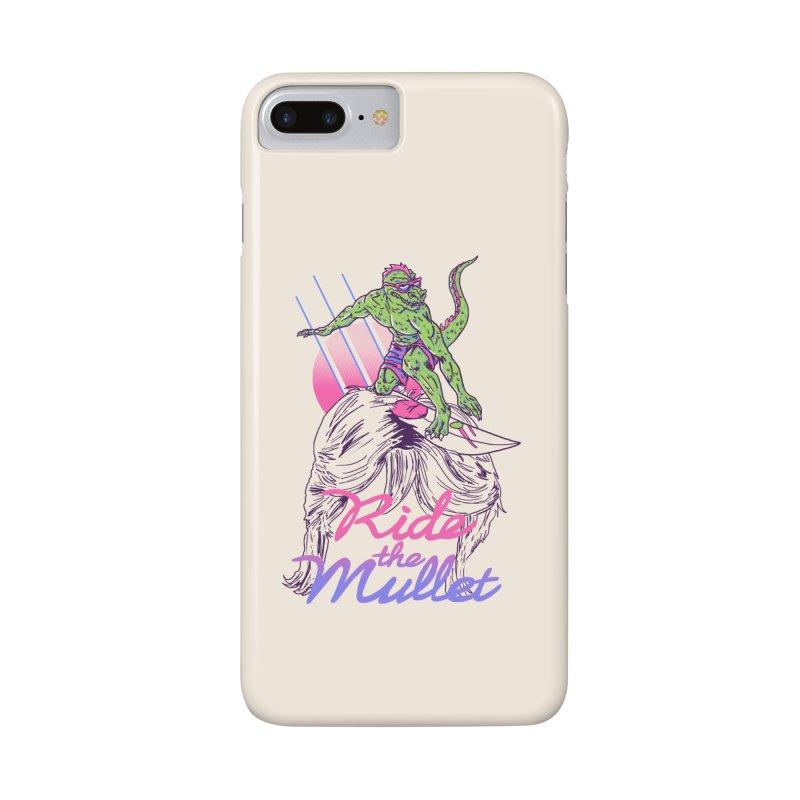 Mullet Surfer Accessories Phone Case by hillarywhiterabbit's Artist Shop