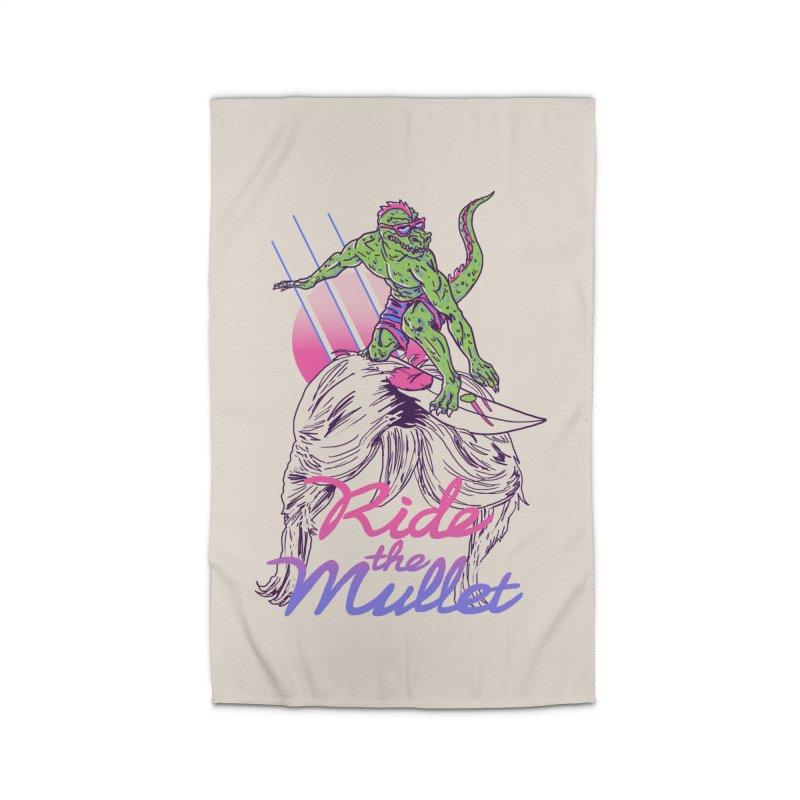 Mullet Surfer Home Rug by hillarywhiterabbit's Artist Shop
