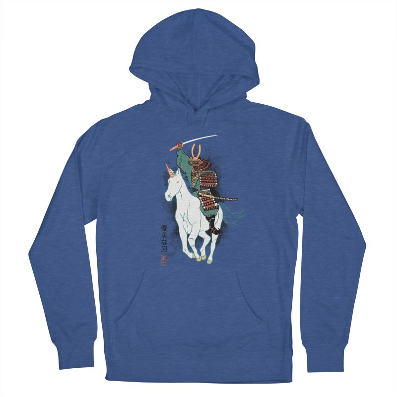 Uniyo-e Women's Pullover Hoody by hillarywhiterabbit's Artist Shop