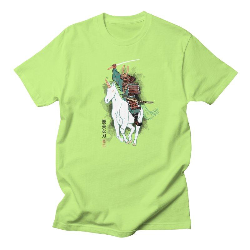 Uniyo-e Men's T-shirt by hillarywhiterabbit's Artist Shop