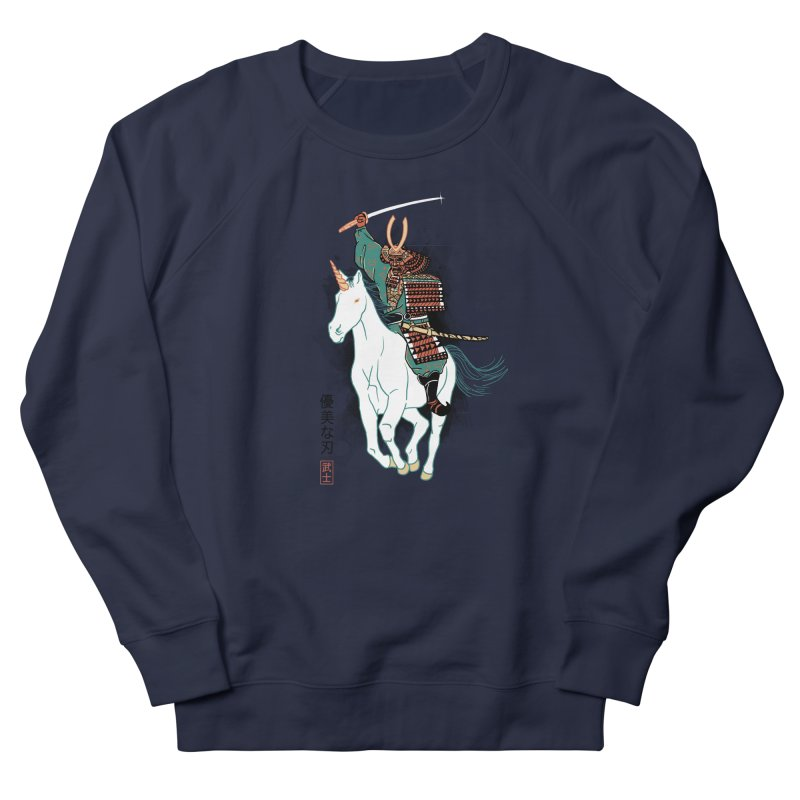 Uniyo-e Men's Sweatshirt by hillarywhiterabbit's Artist Shop