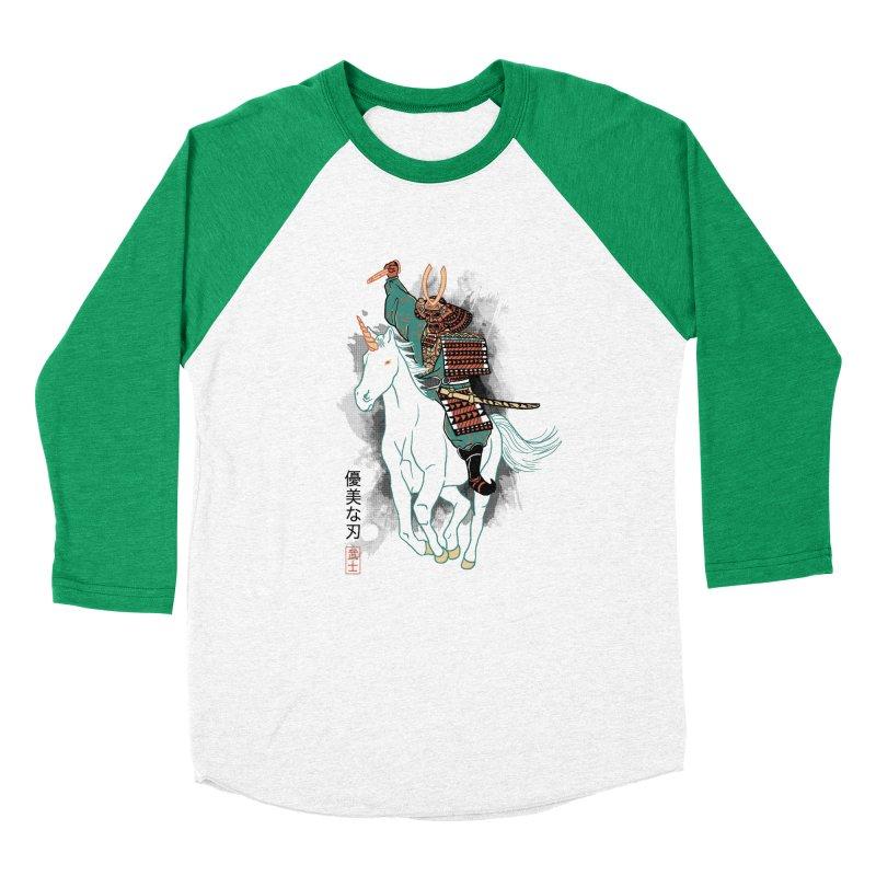 Uniyo-e Women's Baseball Triblend T-Shirt by hillarywhiterabbit's Artist Shop