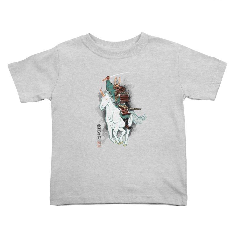 Uniyo-e Kids Toddler T-Shirt by hillarywhiterabbit's Artist Shop