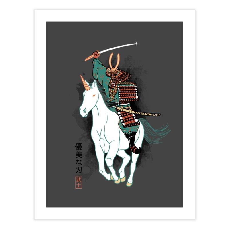 Uniyo-e Home Fine Art Print by hillarywhiterabbit's Artist Shop
