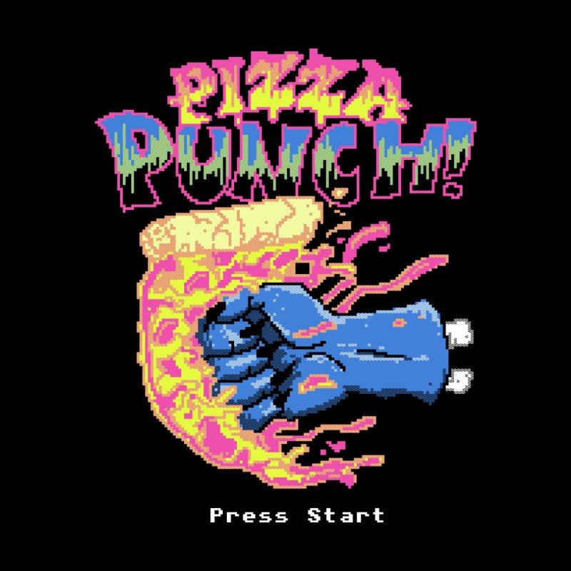 Pizza Punch by hillarywhiterabbit's Artist Shop